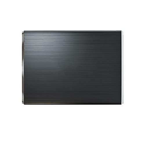 Tbagem-Yjr Disco Duro Externo, Memoria Externa 2.5'HDD Portátil USB 3.0 Ultra Slim Aluminio HDD para PC/Desktop/Laptop/TV/Mac/MacBook/Xbox / PS4 (Color : 500GB)