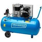 COMPRESOR IMCO 3HP/100LT-M CORREAS