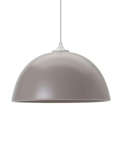 Lussiol 250325 Suspensions d'éclairage intérieur, Céramique, Beige