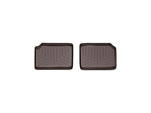 WeatherTech FloorLiner pour Mini Countryman R60 2011-17|Cacao|2ème Rangée