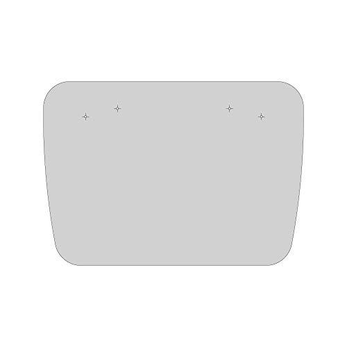 [CHARMANT]シャルマンシールド(メガネフレームメーカーが作った掛け心地の良いフェイスシールド)取り換え用フィルム10枚セット CS50A 99 CL