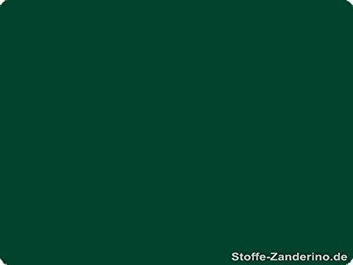 Coton uni, vert foncé, extra large, 280 cm