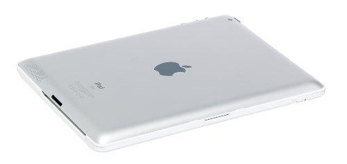 GRUNDIG Bluetooth Tastatur-Schutzhülle für Apple iPad 2/3 weiß/Aluminium