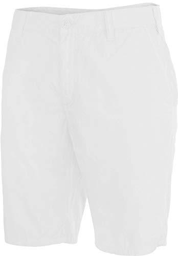 Kariban Bermuda - Washed White, 38 FR, Homme