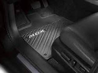 Acura Genuine Accessories 08P17-TZ5-210A All-Season Floor mats 2017 MDX (All Models) Except Hybrid