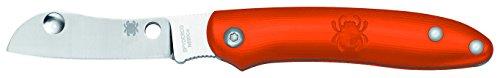 Spyderco Messer Roadie Orange Taschenmesser, One Size