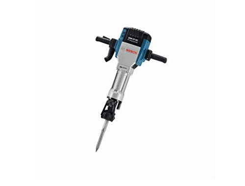 Bosch Professional GSH 27 VC - Martillo demoledor (62 J, Hex 28 mm, Vibration Control, en caja)