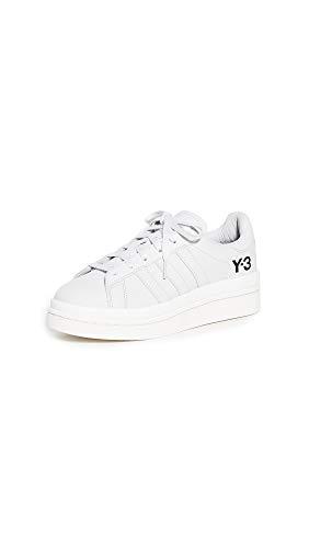 adidas Women's Y-3 Hicho Sneakers, Greyone/Greyone/Corewhite, 6.5 Medium US