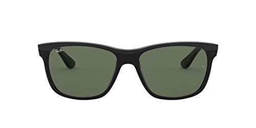 Ray-Ban MOD. 4181 Ray-Ban Sonnenbrille MOD. 4181 Wayfarer Sonnenbrille 57, Schwarz