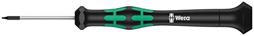 Wera 05030160001 2073 Elektroniker-Five-Lobe-Schraubendreher, 1, 1