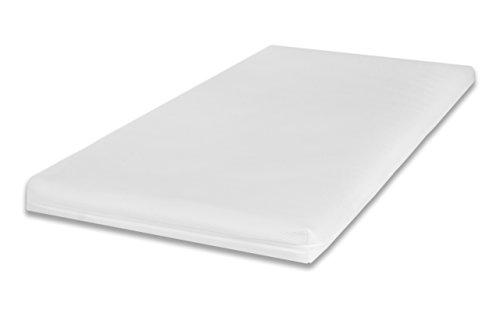 Laufgittermatratze Matratze Schaumstoffmatratze für Laufgitter Laufstall mit der Größe: 100x75 cm