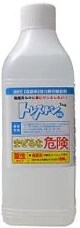 プロケミ トレストン EL 1kg 強力トイレ洗浄剤 強力尿石除去剤 強力洗剤