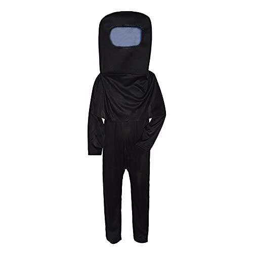 Ginkx Mono de Astronauta para nios, Disfraz Espacial Divertido para nios, Disfraz de Cosplay de Astronauta, Trajes de Fiesta de Navidad y Halloween