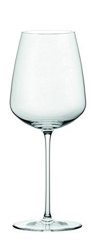 Utopia P32029 Stem Zero aromatique en verre, 15,75 G, 45 cl, Blanc (lot de 6)