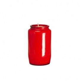 serafinum Verre Bougie funéraire pour lanterne funéraire – 60H Graveur – Lot de 20 – Verre bougie tombale 60 heures, Verre, Blanc, 80 Stück 9,5x5,5cm (HxDm)