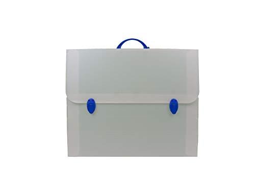 BALMAR 2000 valigetta polionda 45x53 dorso 6 (08) portaparallelografo