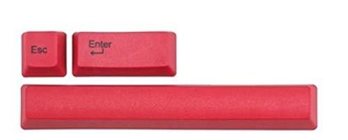 YXZQ Tecla 1pc KeyCap para Teclado merchanical Sublimación Creativa KeyCaps 2.25x Shift FC660 ESC Ingrese 6.25x Espacio Amarillo Color Keycap Reemplazo de Teclado (Color : Red)