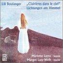 4 Melodies / Clairieres Dans Le Ciel by Boulanger (1999-09-28)