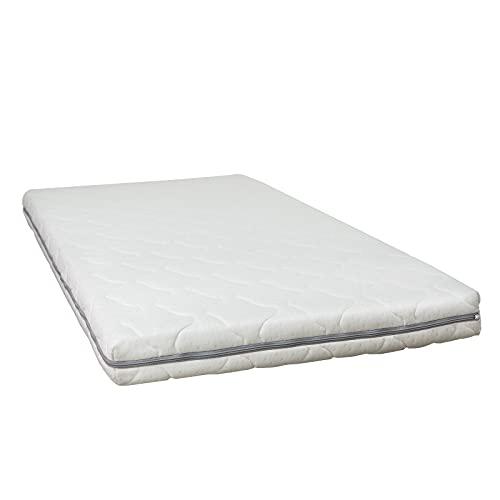 Bobby's Bedware Snoozi - Colchón ortopédico para niños, adecuado como colchón para cuna o cama de bebé, con...