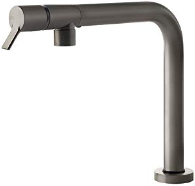 Gessi Su&Giu kitchen tap detachable 60071-Chrome