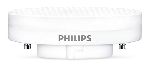 Philips Ampoule LED Culot GX53, 5,5W Équivalent 40W, Blanc Chaud
