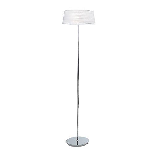 Vloerlamp met 2 lampen Ideal Lux model ISA PT2