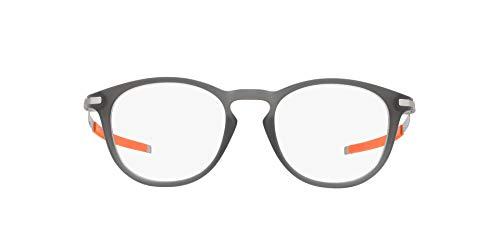 Oakley Herren Pitchman R Lesebrille, Grey, 50