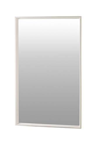House Doctor Spiegel Pro, Wit, 105 x 60 cm