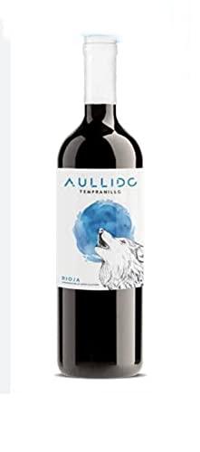 Vino Tinto Aullido Tempranillo Rioja-75cl