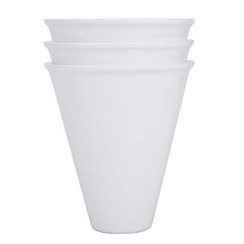 T best Malabares Copas, 3 Piezas Plástico Malabares Shaker Cup Malabares Copa Juegos al Aire Libre Juguetes para niños