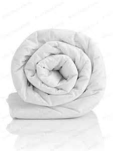 Bedding Heaven 6.0 Six 6 tog DOUBLE BED SIZE SLIGHT SECONDS DUVET. Made by Fogarty - Lightweight quilt ideal for Summer.