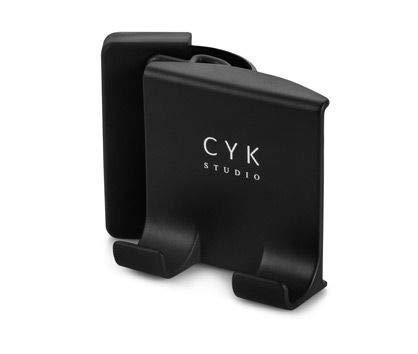Navitech Support D'Ordinateur Portable pour Moniteur De Téléphone - Compatible avec Le Black Sports MP3 / MP4 Running Armband for The Sony NWZA-15 A Series