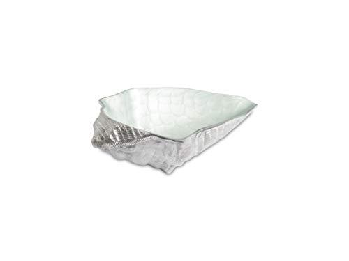 Tigela de concha Julia Knight, 34 cm, hortênsia, cinza
