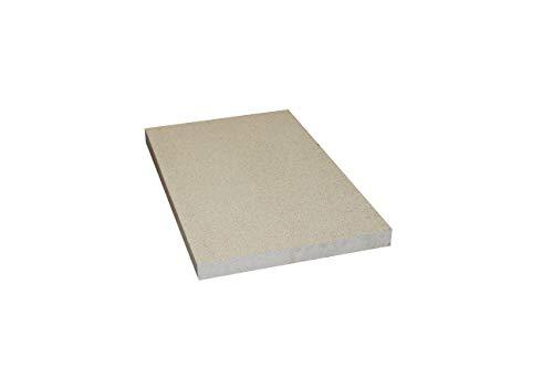 HeWaTherm Vermiculite 1100°C/625kg 500 x 300mm (25mm Stärke, 1 Platte)