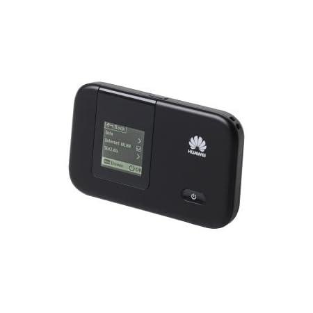 O2 Aktion Huawei E5372 Lte Router Schwarz Elektronik