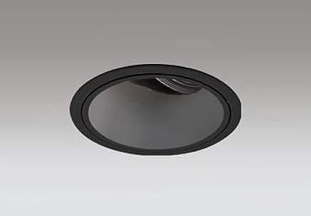 ODELIC LED高彩色ユニバーサルダウンライト CDM-T70W相当 ブラック 24° 埋込穴Φ125mm 白色 4000K M形 一般型 専用調光器対応 XD402463H (電源?調光器?信号線別売)