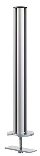 Novus Dahle Monitorhalterung, Metall, Silber, 54.5 x 5.1 x 5.1 cm