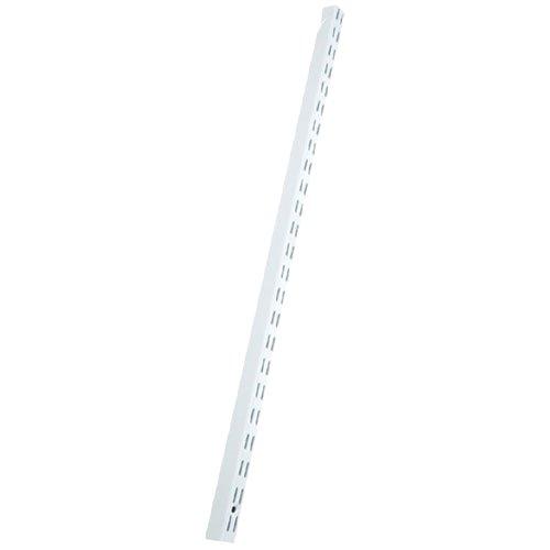 Organized Living freedomRail Upright for freedomRail Closet System, 78-inch - White