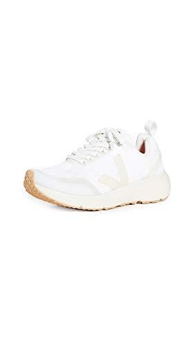 Veja Herren Condor 2 Sneaker, Weiß (Weiß/Pierre), 44 EU