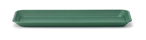 Stewart Plastics Ltd Altuna 2063019 - Vassoio Planter 60 Cm Dark Green