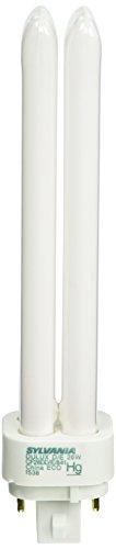 Sylvania 20669 Compact Fluorescent 4 Pin Double Tube 4100K, 26-watt