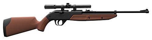 Crosman 760X-N Pump Master Variable Pump BB Repeater/Single Shot .177-Caliber Pellet Rifle With 4x15mm Scope, FFP