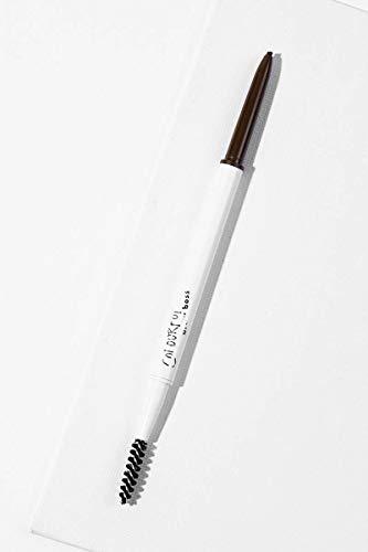 ColourPop Brow Boss Pencil, Dark Brown, 0.003 Ounce
