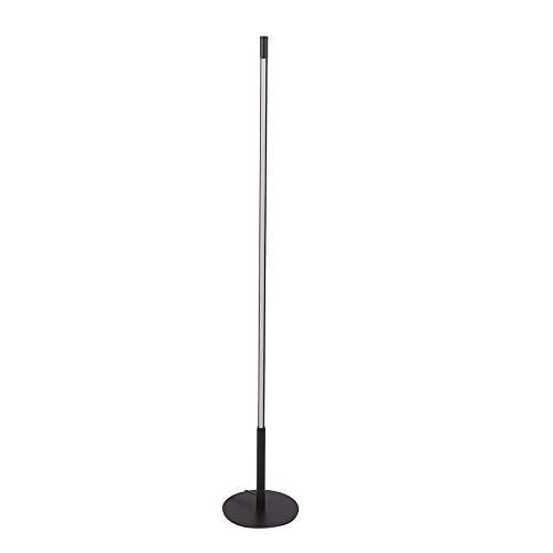 YXYOL Nordic Moderne LED-Fußboden-Lampe mit Fernbedienung, Aluminium Licht Haus Dekoration Stehleuchte für Wohnzimmer Schlafzimmer Nacht für Wohnzimmer und Schlafzimmer