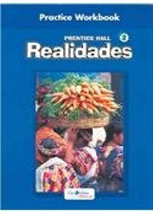 Realidades 2 Practice Workbook PRENTICE HALL 9780130360021