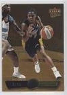 Rita Williams (Basketball Card) 2002 Fleer Ultra WNBA - [Base] - Gold Medallion #63