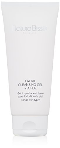 Natura Bisse Facial Cleansing Gel + AHA, 7 Fl Oz