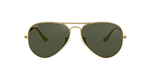 Ray-Ban Aviator Classic,  Green ...