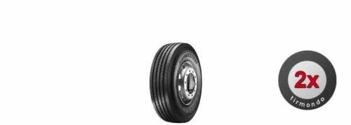 2x 385/55r22.5Bridgestone R249160K/L