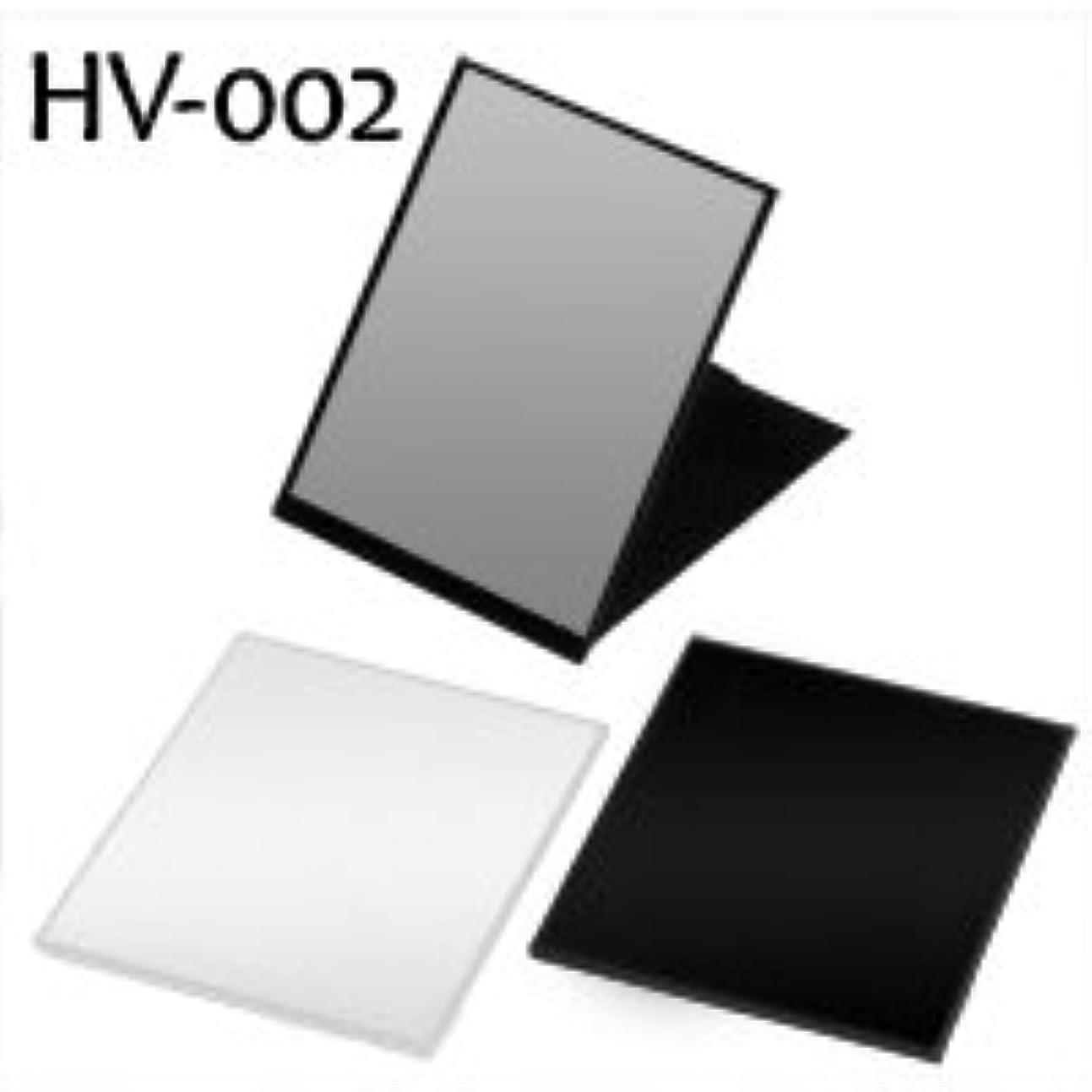 ニッケル修士号無しハイパービュースリム&ライトコンパクトミラー(L) HV-002 ホワイト